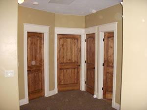 Doors With MDF Trim Doors With MDF Trim